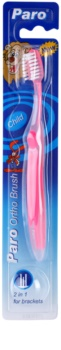 Paro Ortho Orthodontic Toothbrush For Kids