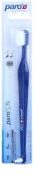 Paro S39 zubní kartáček + jednosvazkový kartáček 2 v 1 soft