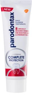Parodontax Complete Protection Whitening bieliaca zubná pasta s fluoridom