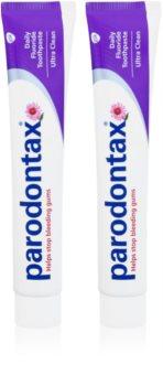 Parodontax Ultra Clean pasta dentífrica para encías sangrantes y piorrea