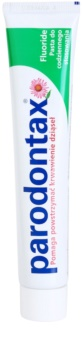 Parodontax Fluorid Zahnpasta gegen Zahnfleischbluten