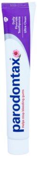 Parodontax Ultra Clean zubná pasta proti krvácaniu ďasien a paradentóze