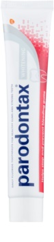 Parodontax Whitening pasta de dientes blanqueadora para encías sangrantes