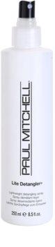 Paul Mitchell Additional ľahký kondicionér pre jednoduché rozčesávanie vlasov