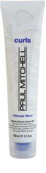Paul Mitchell Curls gel krém pro plážový efekt