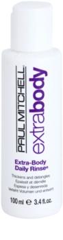Paul Mitchell ExtraBody objemový kondicionér pro každodenní použití