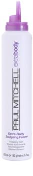 Paul Mitchell ExtraBody pěna na vlasy pro objem