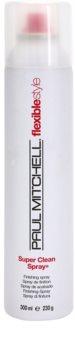 Paul Mitchell Flexiblestyle sprej pro finální úpravu vlasů pro flexibilní zpevnění