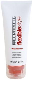 Paul Mitchell Flexiblestyle vosk na vlasy pro strukturu a lesk