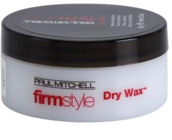 Paul Mitchell FirmStyle suchý vosk na vlasy pro dlouhotrvající zpevnění