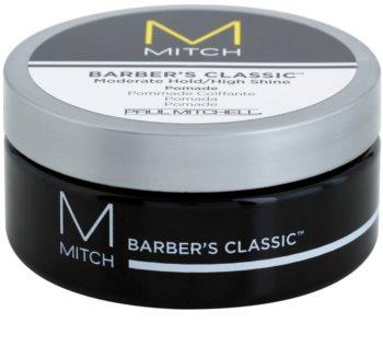 Paul Mitchell Mitch Barber's Classic pomáda pro zpevnění a lesk