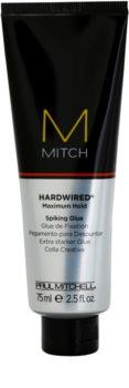 Paul Mitchell Mitch Hardwired fixační lepidlo pro maximální zpěvnění