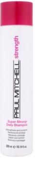 Paul Mitchell Strength posilňujúci šampón na každodenné použitie