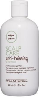 Paul Mitchell Tea Tree Scalp Care šampón proti rednutiu vlasov