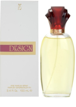 Paul Sebastian Design eau de parfum nőknek 100 ml