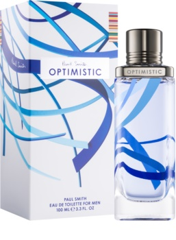 Paul Smith Optimistic for Him Eau de Toilette for Men 100 ml