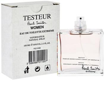 Paul Smith Extreme Woman toaletní voda tester pro ženy 100 ml