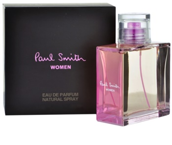 Paul Smith Woman eau de parfum per donna 100 ml