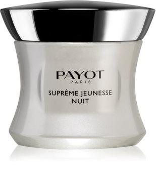 Payot Suprême Jeunesse crema notte contro tutti i segni di invecchiamento
