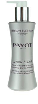 Payot Absolute Pure White bőrtisztító víz a pigment foltok ellen