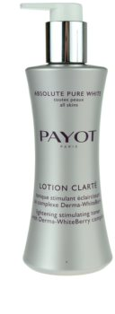 Payot Absolute Pure White Gesichtswasser gegen Pigmentflecken