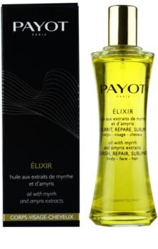 Payot Corps Visage Cheveux ulei de corp pentru par si corp
