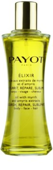 Payot Corps Visage Cheveux Nourishing Oil for Face, Body and Hair