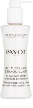 Payot Les Démaquillantes Comforting Moisturising Micellar Milk with Raspberry Extracts