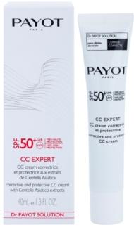 Payot Dr. Payot Solution ochranný a regenerační CC krém SPF50+