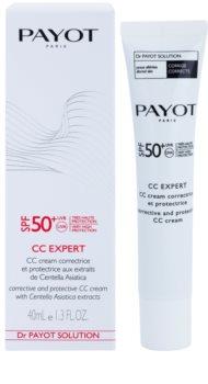 Payot Dr. Payot Solution schützende und regenerierende CC Creme SPF 50+