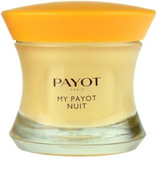 Payot My Payot creme de noite regenerador e revitalizante para pele normal