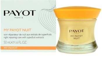Payot My Payot noční revitalizační obnovující krém pro normální pleť