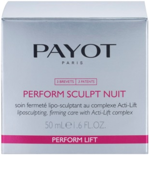 Payot Perform Lift intensive Liftingcreme für die Nacht