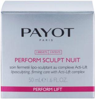 Payot Perform Lift intensywnie liftingujący krem na noc