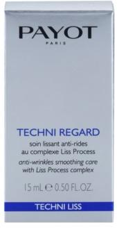 Payot Techni Liss očný krém pre okamžité rozjasnenie