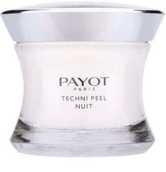 Payot Techni Liss peelingový krém pre obnovu povrchu pleti