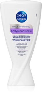 Pearl Drops Hollywood Smile Whitening Toothpaste For Pearly White Teeth