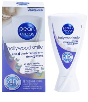 Pearl Drops Hollywood Smile pasta de dientes blanqueadora para dientes blancos y radiantes