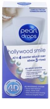 Pearl Drops Hollywood Smile pasta de dinti pentru albire pentru dinti albi si stralucitori
