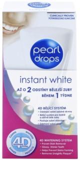 Pearl Drops Instant White pasta de dientes blanqueadora para dientes blancos y radiantes