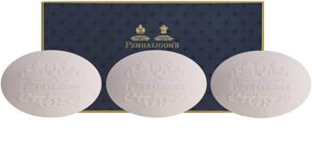 Penhaligon's Blenheim Bouquet sabonete perfumado para homens 3 x 100 g