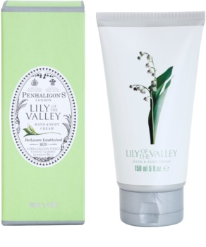 Penhaligon's Lily of the Valley tělový krém pro ženy 150 ml