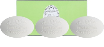 Penhaligon's Lily of the Valley sapone profumato per donna 3 x 100 g