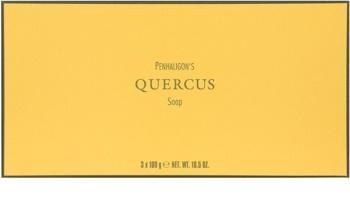 Penhaligon's Quercus mydło perfumowane unisex 3 x 100 g
