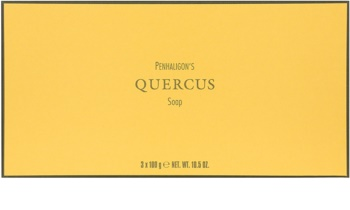 Penhaligon's Quercus parfümös szappan unisex 3 x 100 g