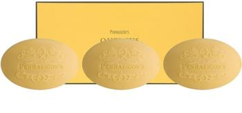 Penhaligon's Quercus Perfumed Soap unisex 3 x 100 g