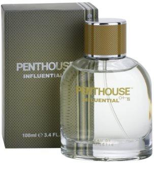 Penthouse Influential Eau de Toilette für Herren 100 ml