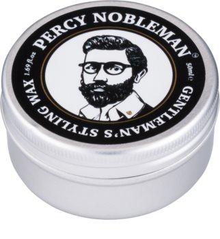 Percy Nobleman Hair stylingový vosk na vlasy a bradu