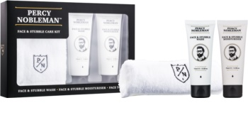 Percy Nobleman Face & Stubble Cosmetic Set I. for Men