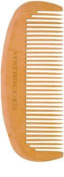 Percy Nobleman Beard Care Wooden Beard Comb